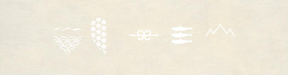 魚 氷見水産加工業協同組合「ひとつひとつ」ブランドマーク&ロゴデザインコンセプト