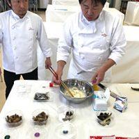 奥田シェフを招き料理研究会 氷見 富山